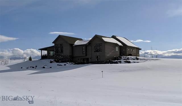 103 Moon Shadow Drive, Bozeman, MT 59715 (MLS #341216) :: Hart Real Estate Solutions