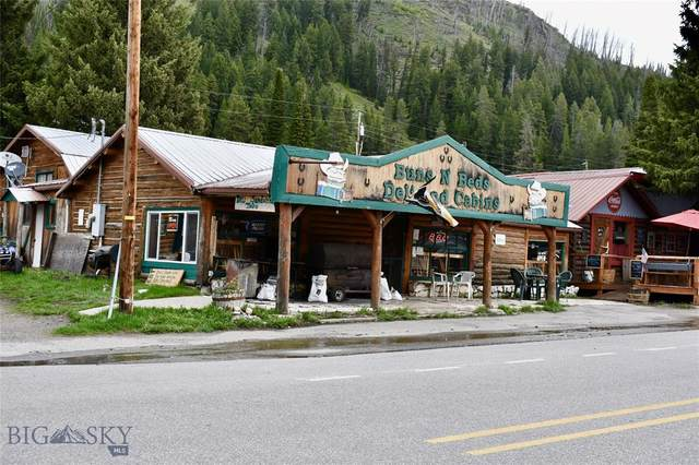 104 Eaton Street, Cooke City, MT 59020 (MLS #341351) :: L&K Real Estate