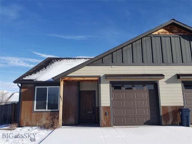 1892 Leeward Court, Bozeman, MT 59718 (MLS #341437) :: Hart Real Estate Solutions
