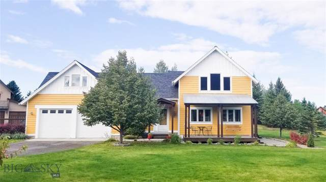 2261 Bucks Run Court, Bozeman, MT 59715 (MLS #341528) :: Hart Real Estate Solutions
