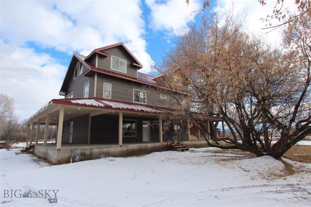 2267 Stagecoach Trail Road, Manhattan, MT 59741 (MLS #341557) :: Hart Real Estate Solutions