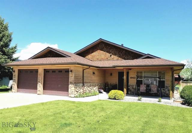 843 Mirza Way, Ennis, MT 59729 (MLS #341724) :: Hart Real Estate Solutions
