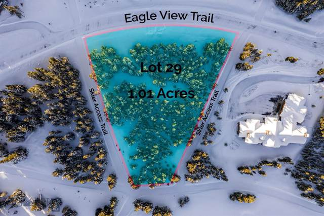 Elkridge Lot 29 Eagle View Trail, Big Sky, MT 59716 (MLS #341786) :: Montana Life Real Estate