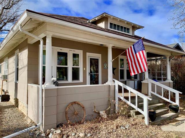 315 N 2nd Street, Livingston, MT 59047 (MLS #341943) :: Hart Real Estate Solutions