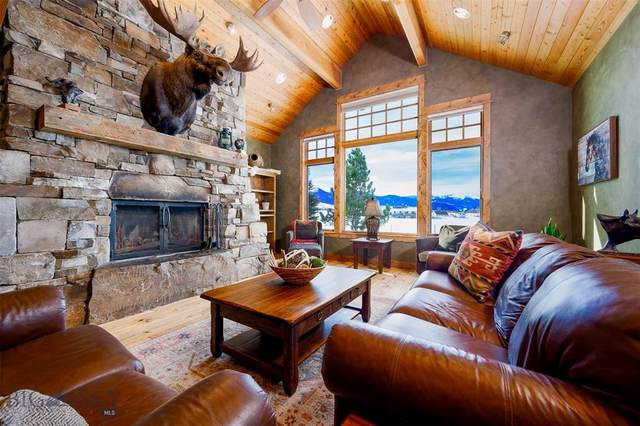 115 Ruby Mountain Way, Gallatin Gateway, MT 59730 (MLS #342038) :: Montana Life Real Estate