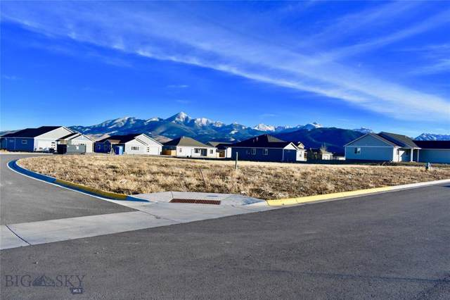 1007 Floyd Way, Livingston, MT 59047 (MLS #342049) :: Hart Real Estate Solutions