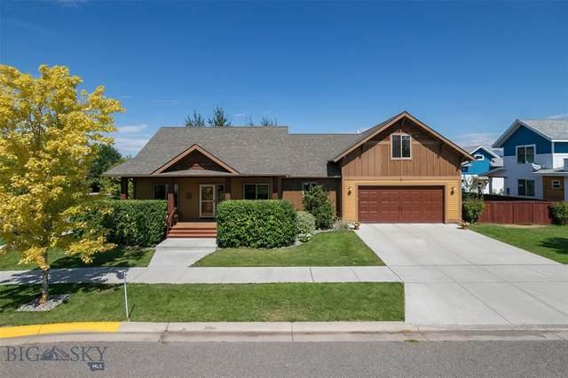 4579 Waters Street, Bozeman, MT 59718 (MLS #342145) :: Hart Real Estate Solutions