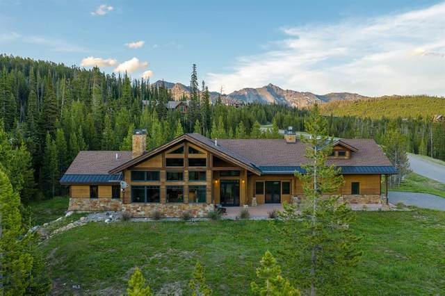 8 Little Thunder Road, Big Sky, MT 59716 (MLS #342229) :: Black Diamond Montana