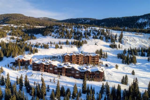 307B Lone Moose Meadows, Big Sky, MT 59716 (MLS #342425) :: Hart Real Estate Solutions