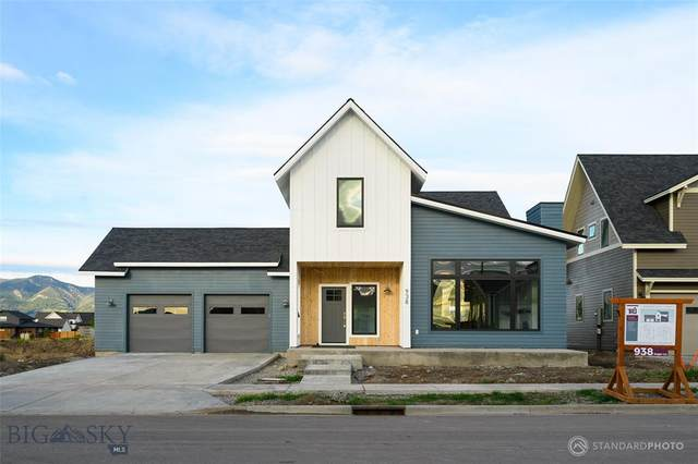 938 Auger Lane, Bozeman, MT 59718 (MLS #342471) :: Hart Real Estate Solutions
