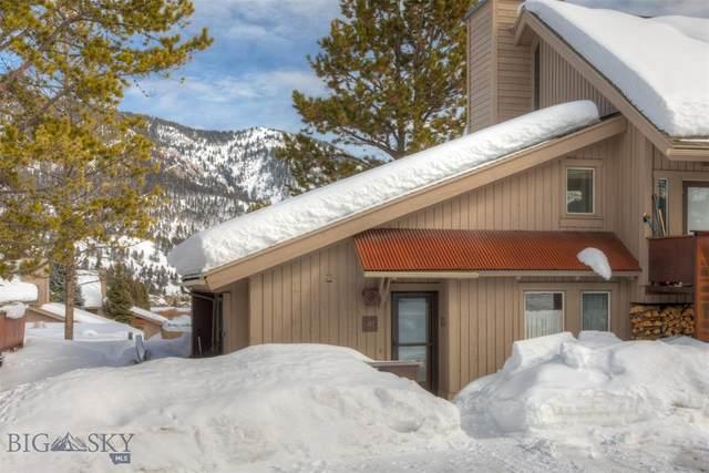 2575 Curley Bear, #145, Big Sky, MT 59716 (MLS #342626) :: Hart Real Estate Solutions