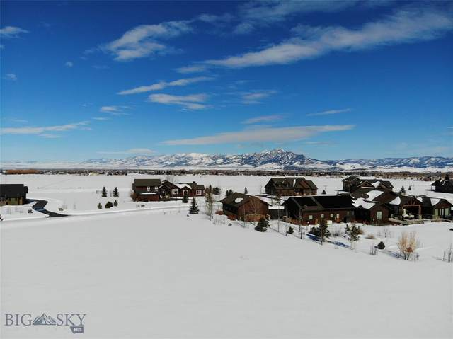 Lot #30 Hyalite View Drive, Bozeman, MT 59715 (MLS #342742) :: Hart Real Estate Solutions