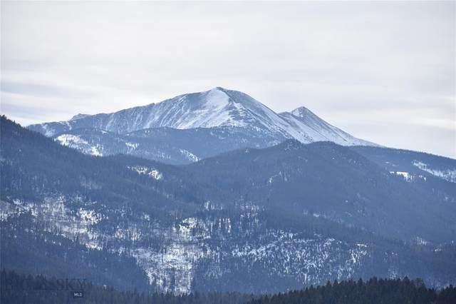 551 Basin Creek Road, Butte, MT 59701 (MLS #342754) :: Black Diamond Montana