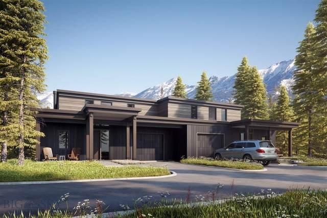 4A Treeline Springs Road, Big Sky, MT 59716 (MLS #342897) :: Montana Life Real Estate