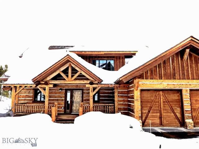 127 Tanager Fork, Big Sky, MT 59716 (MLS #342901) :: Hart Real Estate Solutions