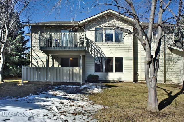 10 S Yellowstone Avenue #8, Bozeman, MT 59718 (MLS #342928) :: Hart Real Estate Solutions
