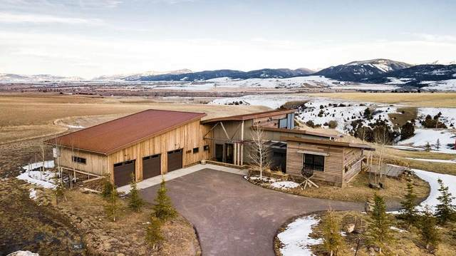 380 Mountain Man Trail, Gallatin Gateway, MT 59730 (MLS #342996) :: Hart Real Estate Solutions