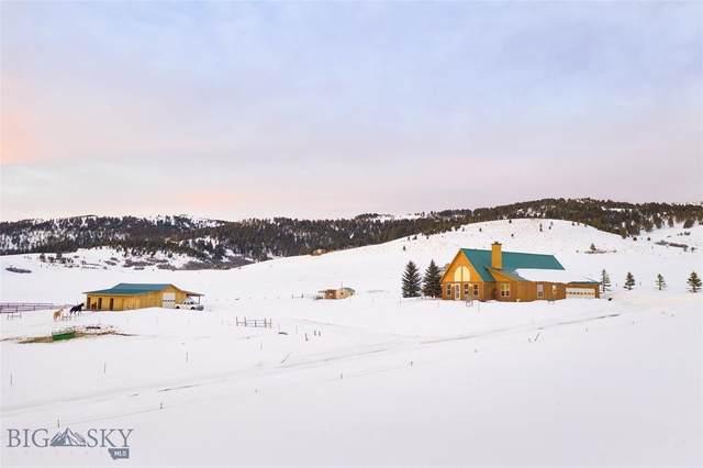 1148 Trail Creek Road, Livingston, MT 59047 (MLS #344079) :: Black Diamond Montana