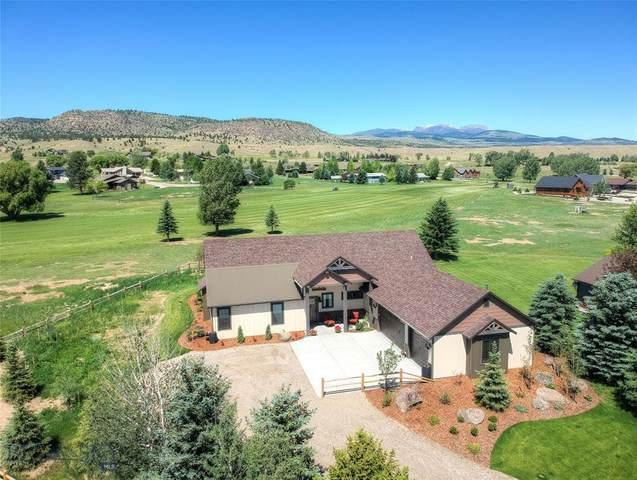 6 Sphinx Mountain Court, Ennis, MT 59729 (MLS #344165) :: Hart Real Estate Solutions