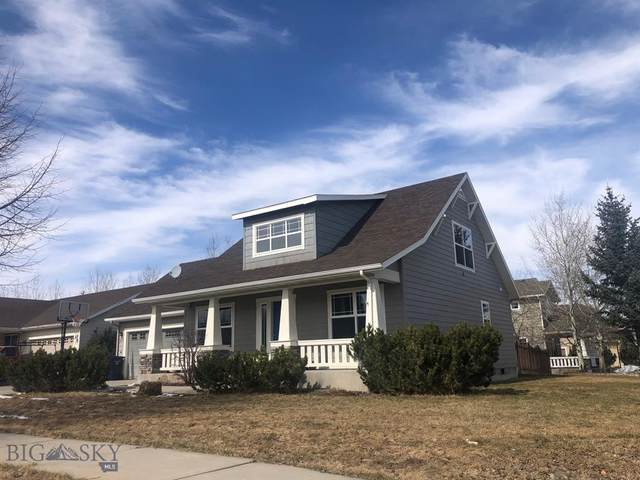 2901 Oliver Street, Bozeman, MT 59718 (MLS #344194) :: Hart Real Estate Solutions