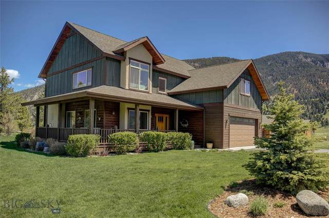 152 Sawtooth Drive, Big Sky, MT 59716 (MLS #344251) :: Black Diamond Montana