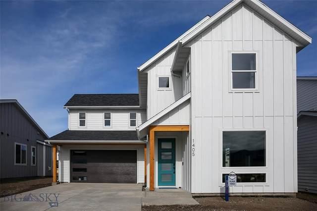 1466 Bora Way, Bozeman, MT 59715 (MLS #344257) :: Hart Real Estate Solutions