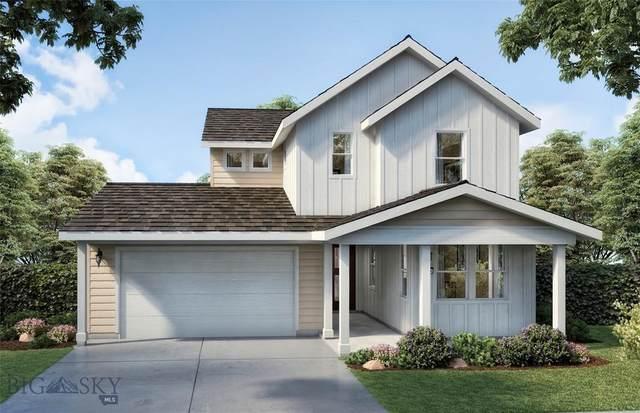 1540 Bora Way, Bozeman, MT 59715 (MLS #344259) :: Hart Real Estate Solutions