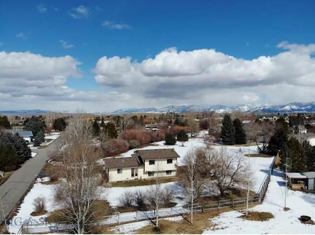 5 Big Chief, Bozeman, MT 59718 (MLS #344283) :: Hart Real Estate Solutions