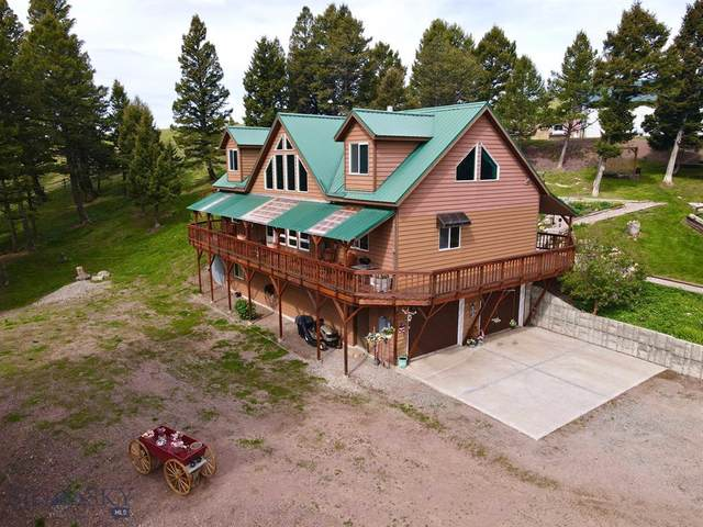 135 Panorama, White Sulphur Springs, MT 59645 (MLS #344375) :: Hart Real Estate Solutions