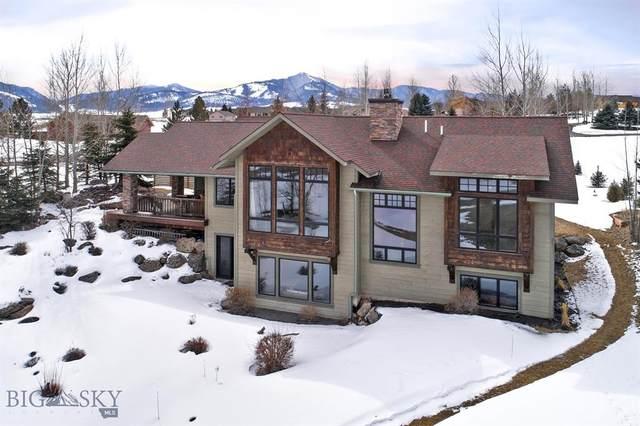 89 Golden Trout Way, Bozeman, MT 59715 (MLS #344385) :: Hart Real Estate Solutions