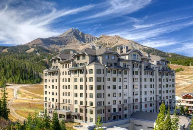 60 Big Sky Resort, Unit 10,504 #10504, Big Sky, MT 59716 (MLS #344443) :: Hart Real Estate Solutions