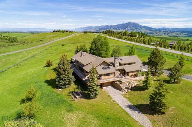 675 Star Ridge Road, Bozeman, MT 59715 (MLS #344593) :: Black Diamond Montana