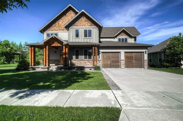 3141 Madrona Lane, Bozeman, MT 59715 (MLS #344931) :: Hart Real Estate Solutions