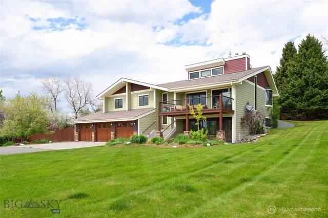 1 Annette Park Drive, Bozeman, MT 59715 (MLS #344970) :: Hart Real Estate Solutions
