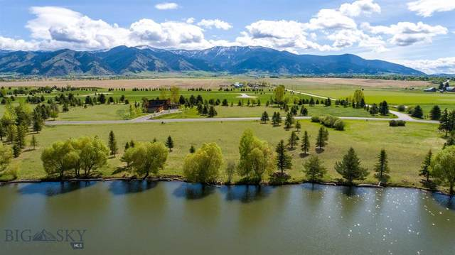 TBD Bridger Lake Drive, Bozeman, MT 59718 (MLS #345002) :: Montana Home Team