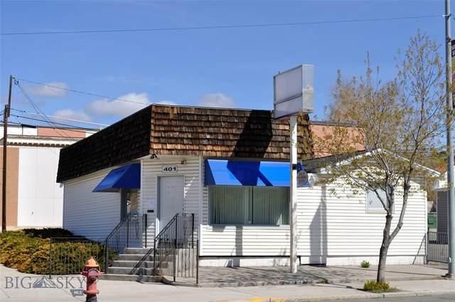 401 E Front, Butte, MT 59701 (MLS #345215) :: Black Diamond Montana