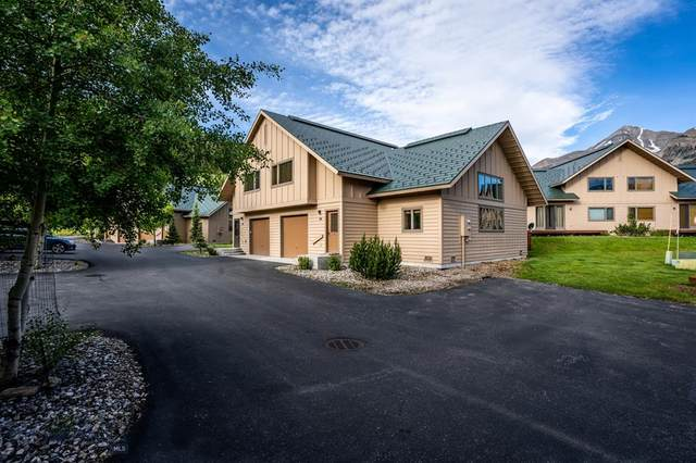 12 Running Bear Road #40, Big Sky, MT 59716 (MLS #345375) :: Hart Real Estate Solutions