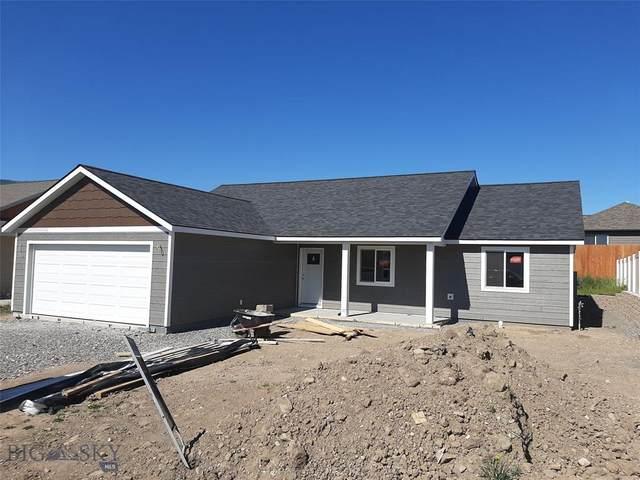 801 Pleiades Place, Livingston, MT 59047 (MLS #345576) :: Montana Life Real Estate