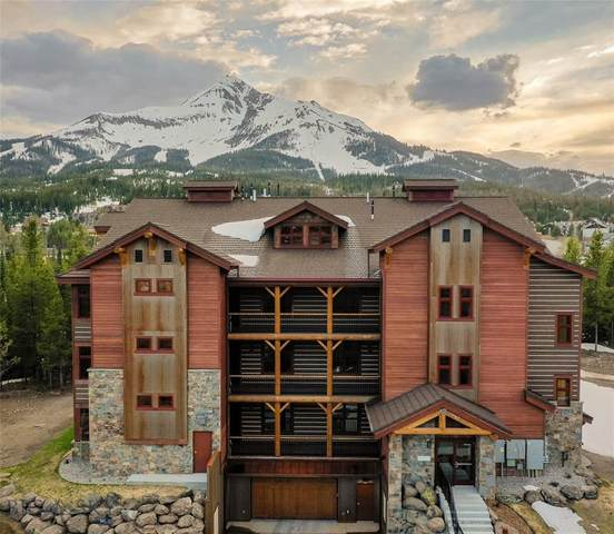 7 Sitting Bull Road #2101, Big Sky, MT 59716 (MLS #345659) :: Hart Real Estate Solutions