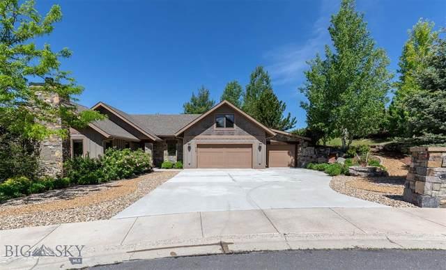 719 Oconnell Drive, Bozeman, MT 59715 (MLS #345738) :: Black Diamond Montana