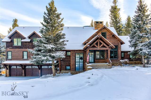 100 Lower Dudley Creek Road, Big Sky, MT 59730 (MLS #345753) :: L&K Real Estate