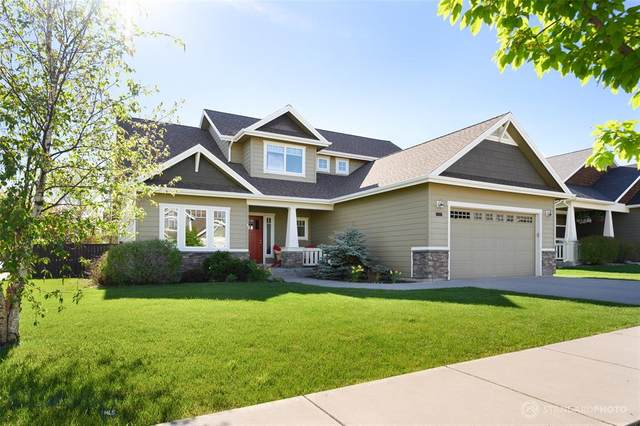 3204 Summerset Drive, Bozeman, MT 59715 (MLS #345771) :: Hart Real Estate Solutions