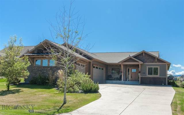 146 Parklands Trail, Bozeman, MT 59718 (MLS #345893) :: Black Diamond Montana
