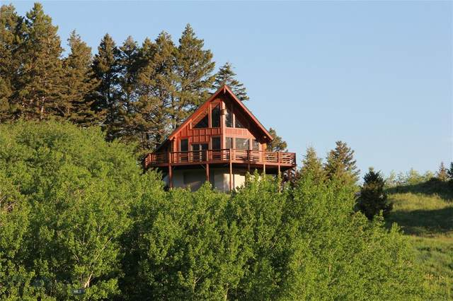 46 Above Paradise Trail, Livingston, MT 59047 (MLS #345933) :: Hart Real Estate Solutions