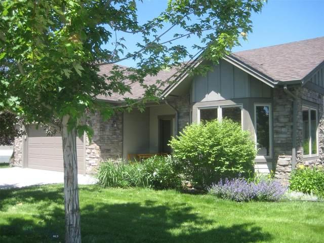 3300 E Graf #52, Bozeman, MT 59715 (MLS #346604) :: Hart Real Estate Solutions