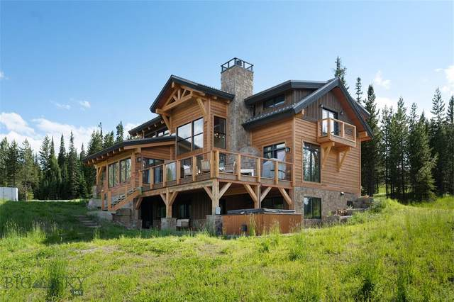 137 Wildridge Fork, Big Sky, MT 59716 (MLS #346722) :: Hart Real Estate Solutions