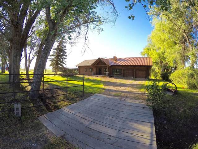 1341 County Line Road, Fairfield, MT 59436 (MLS #346777) :: Hart Real Estate Solutions