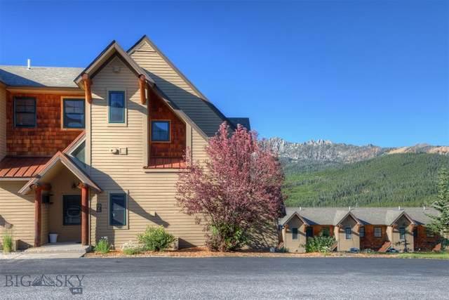 19 Saddle Ridge Road, Big Sky, MT 59716 (MLS #346833) :: Black Diamond Montana