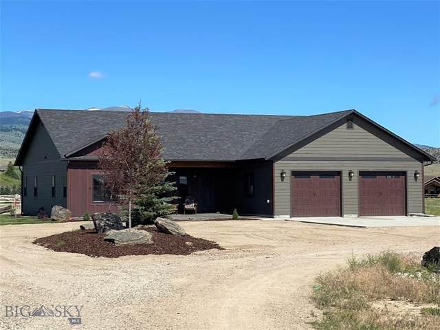 39 Mountain View, Ennis, MT 59729 (MLS #346873) :: Black Diamond Montana