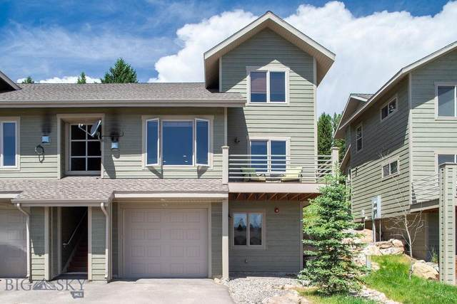 179 Blacktail Buck Drive, Big Sky, MT 59716 (MLS #346938) :: Black Diamond Montana
